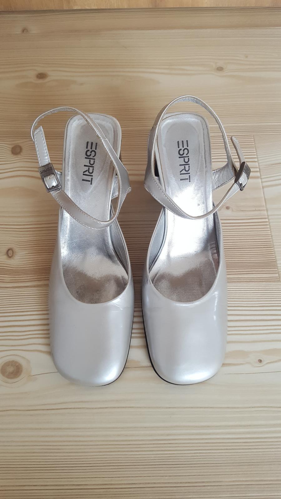 Boty na podpatku ESPRIT - Obrázek č. 3