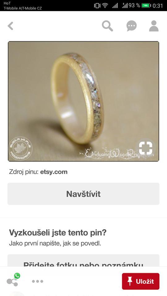Drevene Snubaky Svatebni Prsteny