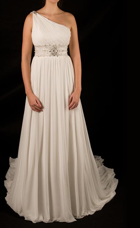 Antické svatební šaty  - Obrázek č. 1