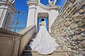 Exkluzívne svadobné šaty Ermesso (36 - 40), 38