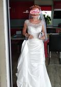 Maggie Sottero vel. 36-38 diamantově bílá , 36