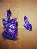 Fialové balonky-PRODÁNO,