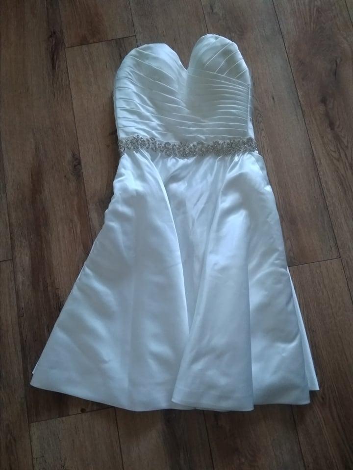 Popůlnoční šaty, vel S - Obrázek č. 1