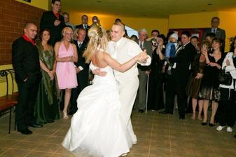 Náš svadobny tanec TANGO