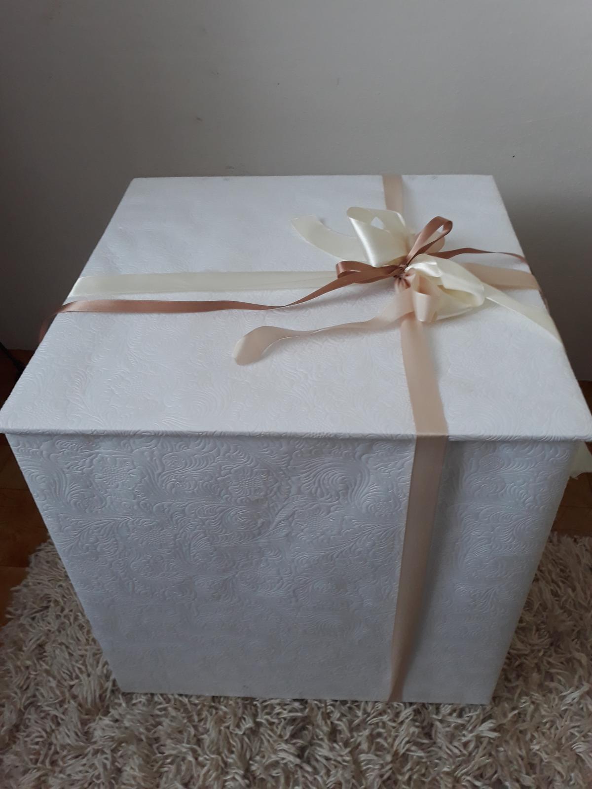 Krabice na blahopřání - Obrázek č. 1