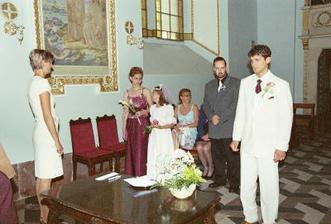miláček čeká na nevěstu