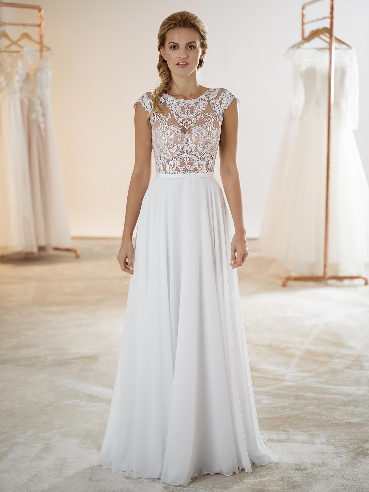 svatební šaty madora - 40 - Obrázek č. 1