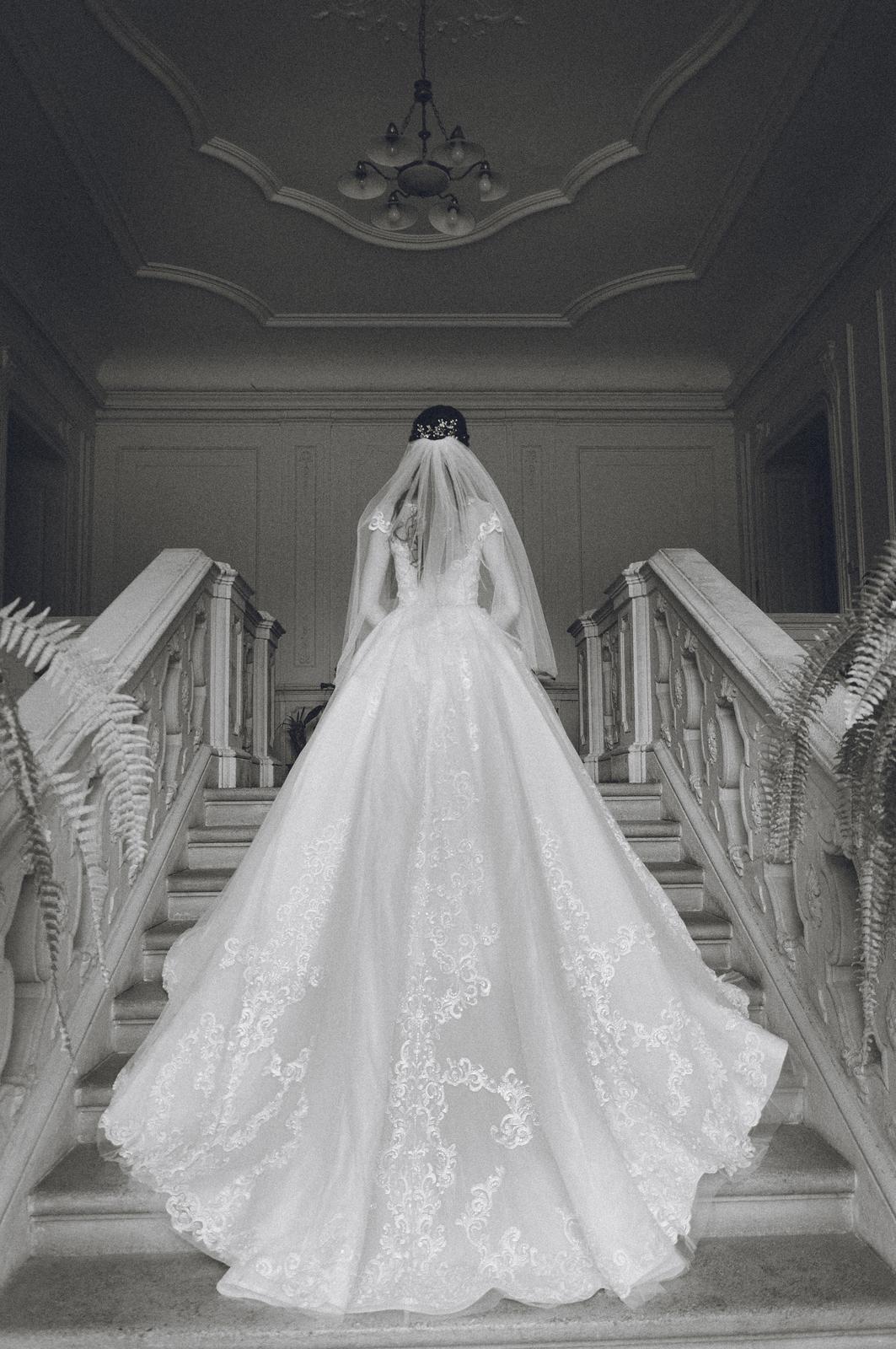 Svadobné šaty Eva Grandes - Obrázok č. 1