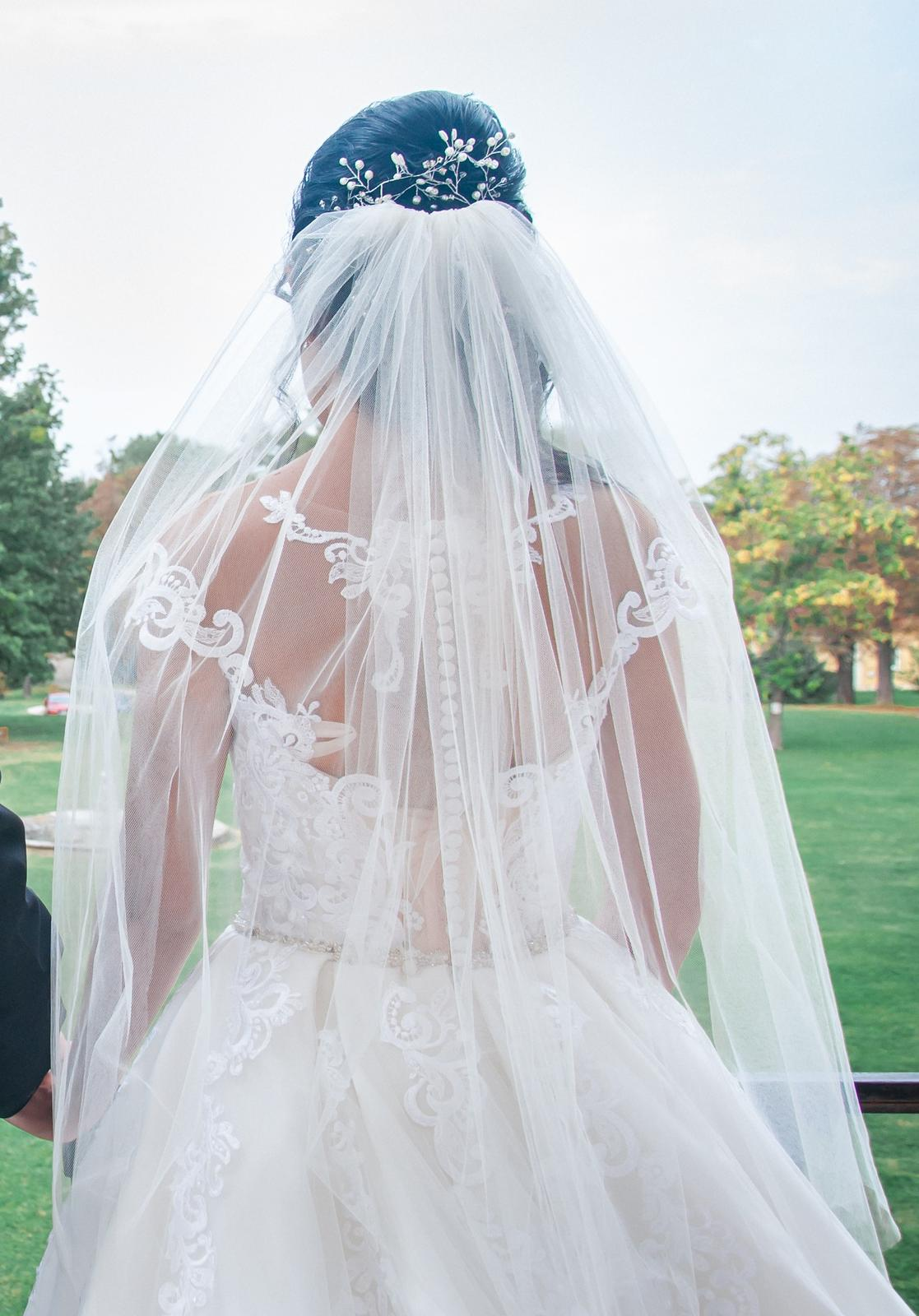 Svadobné šaty Eva Grandes - Obrázok č. 2