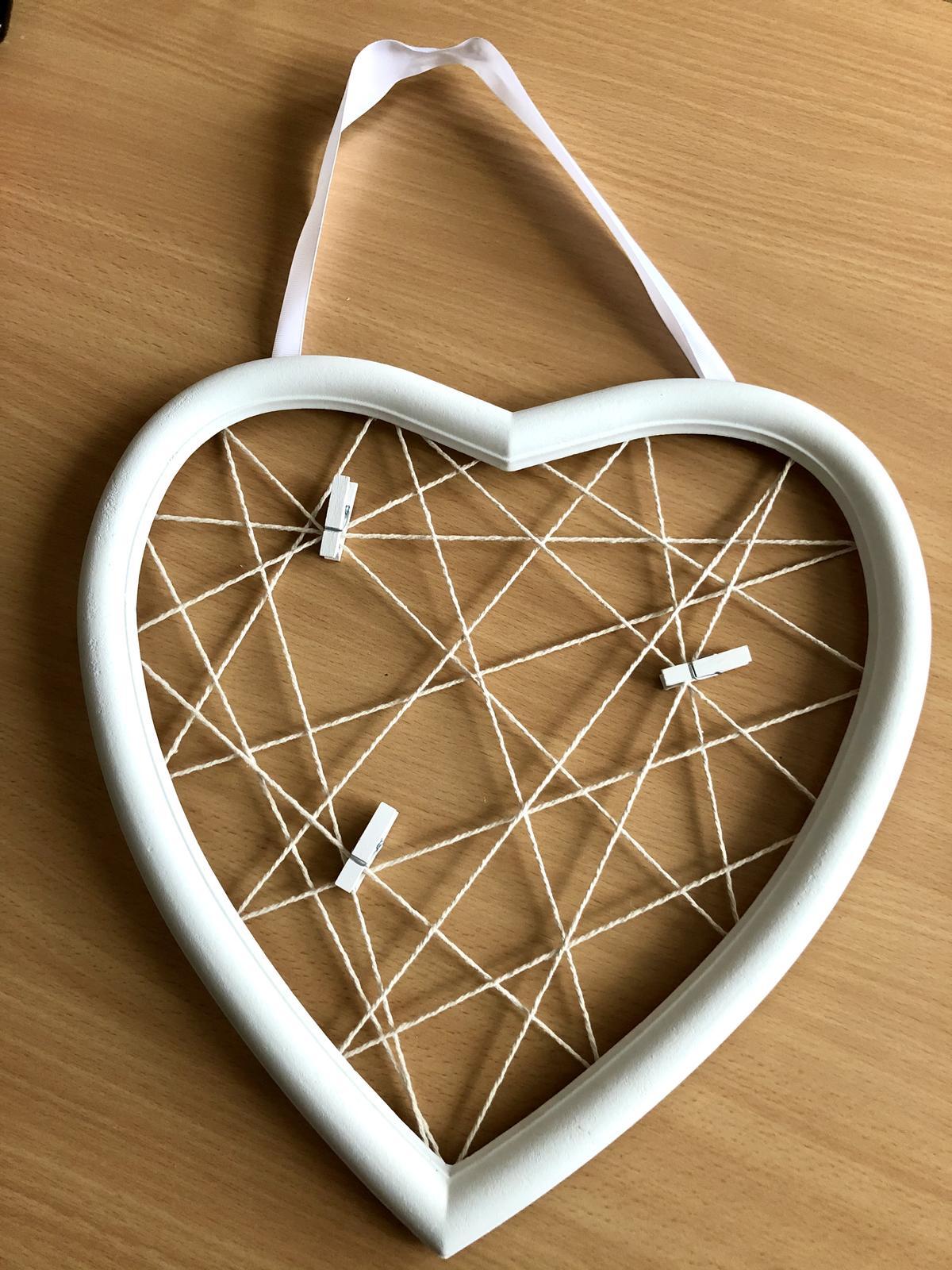 Dekoračné a Svetiace srdce - Obrázok č. 1