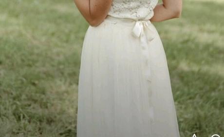 Svatební sukně, velikost 36 - Obrázek č. 1