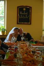 Svatební tabule a my..