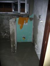 základy na záchod