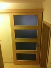 Konecne nase mega dvere, este par detailov doriesit, ale hlavne ze su.