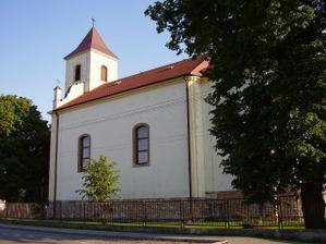 Obrad -Kostol Sv.Mikulasa v Jarovciach