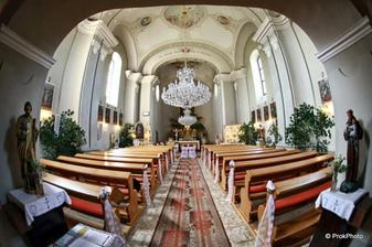 Kostol sv.Mikulasa Jarovce