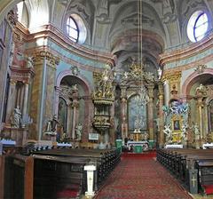 Kostol Sv. Jana z Mathy (Najsvatejsej Trojice)