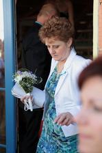 Maminka nevěsty