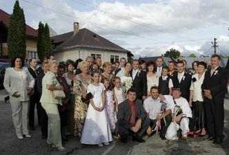 Všetci svadobčania