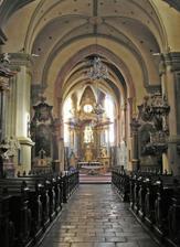 Frantiskansky kostol v BA