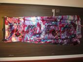 Dlhé pestrofarebné spoločenské šaty, 45