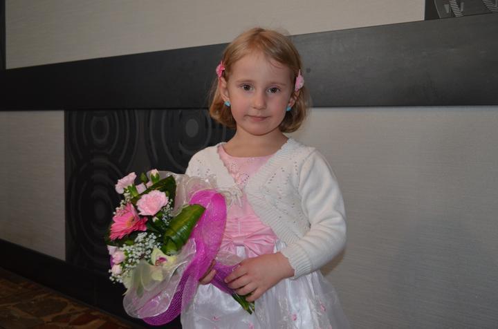 Sylvia{{_AND_}}Martin - naša dcérka Kristínka