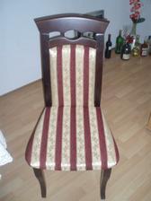 Naše nové stoličky