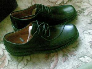Drahého svadobné topánočky