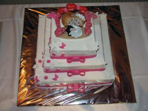 Naša hlavná torta