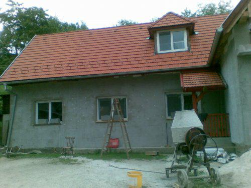 """Možno môj budúci domov - Takto vyzeral """"náš"""" domček zateplený bez fasády"""