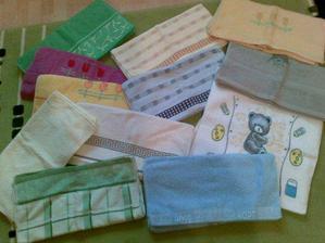Naše uteráčiky :)