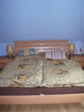 A naša spálňa :)