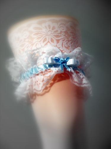 Lucka a Paľko 6.8.2011 - ...niečo modré...