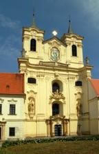 Rajhradský klášter - Benediktíni