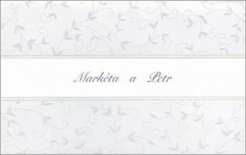 Naše svatební oznámení...
