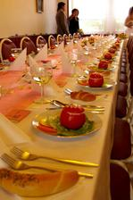 tabule a hostina byly skvělé