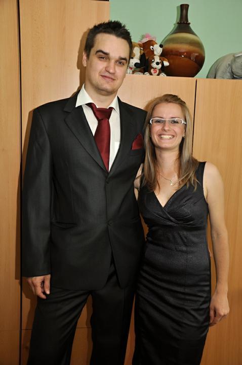 Dominika Bedlekova Jurigova{{_AND_}}Andrej Juriga - moj manzel so svedkom inac moja sestricka