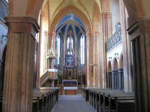 a takto to budeme mít krásné v kostelíku