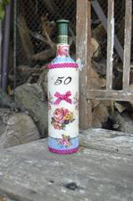 vínko k 50tym narodeninám