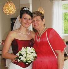 ja a moja mamuska