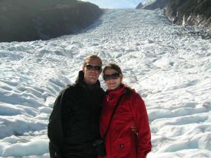 Fox Glacier, Novy Zeland