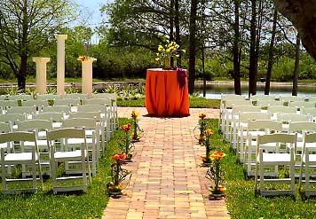 Asi takto si to predstavujem - chcem svadbu pod holym nebom