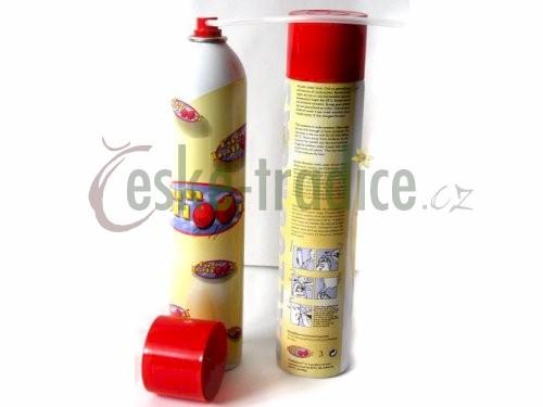 Inspirace - Pro veselé hlásky ... helium ...12l za 229 Kč - dle tipu hhranolky si ale raději objednám bombu přímo u firmy Linde Gas :-)