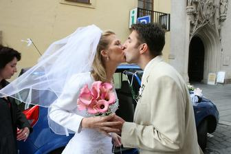 Poslední svobodná pusa ;o)