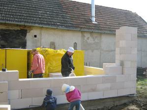 Stavební dozor nám dělají potomci