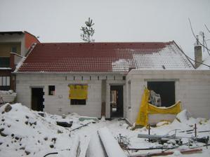 Konečně střecha