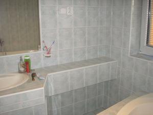 posledné zábery starej kúpeľne