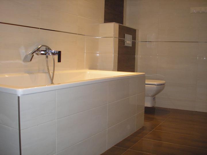 Kúpeľňa pokračovanie - Obrázok č. 1