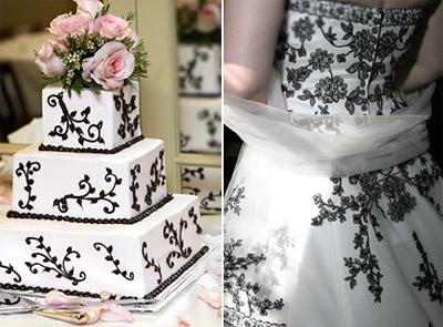 Wedding black and white - Obrázok č. 8