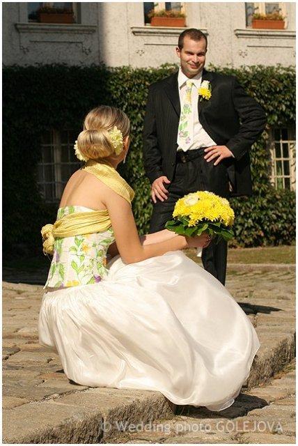 Naša svadba: PEŤKA a PALINO 22.9.2007 - Obrázok č. 5